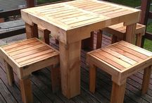 recycling Pallets / by Tutora