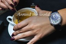 Jaeger-LeCoultre Around The World / Discover the Jaeger-LeCoultre timepieces from all around the world. / by Jaeger-LeCoultre