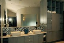 Bathroom Cabinetry / Bathroom Cabinetry