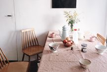kitchen linen / inspirations