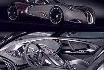 Dream Cars / Concept & Reality !!!
