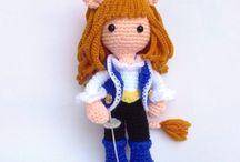 Muñecas crochet del Zoodiaco