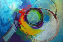 Stefan Geissbühler - Art That Sings / Abstract and Abstract-Expressionistic Paintings | www.ArtThatSings.com