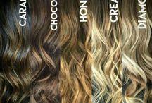Cor cabelos