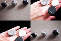 oNly rINgs-Marble Rings