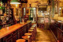 Pubs and Bar interiors