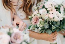 Bukiety ślubne, kwiaty na ślub / Wedding bouquets, flowers for wedding / ślub wesele weselnapolska kwiaty kwiatki bukiet inspiracja wedding