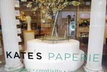 Kate's Paperie at 188 Lafayette NYC / by Kate's Paperie