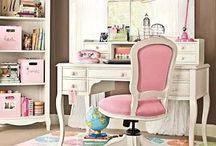 decorar habitaciones niña