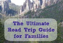 road trips, travel & vacations / by Anna Arredondo