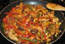 Low Fat recipes / by Rebecca Hammett