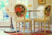 {dining rooms} / by Sarah Jones