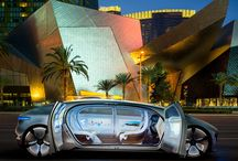 Mercedes-Benz Concept Cars / Mercedes-Benz of the Future / by Mercedes-Benz of Birmingham