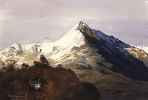 Art | Painting Mountains