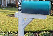 mailboxes / by Jamie Zurcher