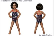 The Sims 2 clothing toddlers