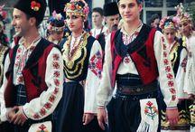 bulgarian national costumes