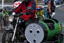 Motorcycle sidecars