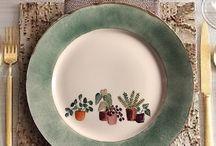Plate decorating ideas