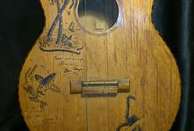 RARE GUITAR 6 cords VINTAGE FLAMENCO GAUGED LOS OF CAMAGUEY 70 dedicated Charlie