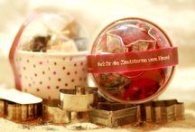 Weihnachtsvorfreude / Alles was die Vorweihnachtszeit gemütlicher, schöner, entspannter macht