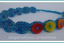 Crochet - bijoux