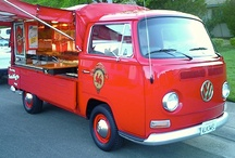 VW bus & food