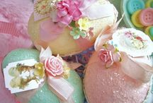 Easter / Easter Decorations / by Susan Robbins Mauriello