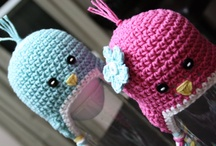 Crocheted Hats and Sets / by Annette Grant