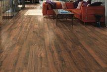 Wood Look Tiles / Wood Look Tiles, Modern Flooring, Rustic Flooring
