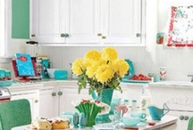 Kitchen Ideas / by Lisa Charles