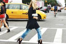 NYFW. Fall Looks / All things Fashion Week. All things style. All things gl'amour and all things New York.