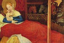 középkori festmények