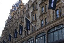 Harrods takeover by Chanel