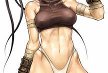 Ibuki street fighter