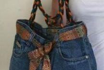 denim crafts