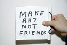 I wanna be art