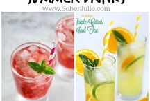 Summer drinks ideas