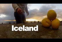 Iceland & New Zealand  / #Iceland #NewZealand