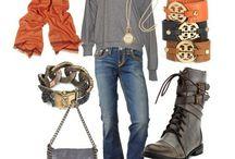 Fashion-Earth Tones