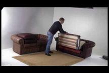 Divano letto chester classic, chesterfield sofa bed -video- / Sapevate che un divano Chester può anche essere un comodo divano letto? Guardate questo filmato, rimarrete sorpresi