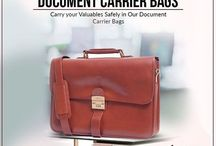 Document Carrier bags