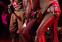 Steam Powered Giraffe / These guys are amazing!!!!! I can't help but love them. / by Kris Maiani