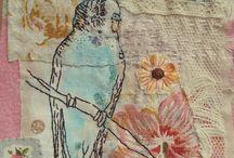fabric-stitches-paper-paint