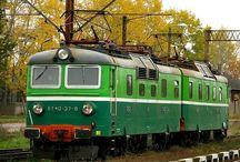 vlaky - Polsko