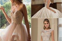 Menyasszonyi ruhamárkáink / Szalonunkban megtalálható menyasszonyi ruhamárkák.
