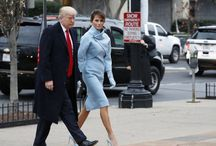 FIRST LADY MELANIA'S STYLE