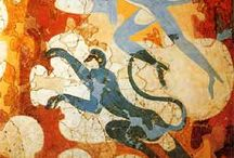 Akrotiri - Thira -Minoan - Love - Passion