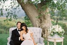 C+B: styled wedding {couple}