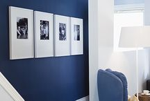 living spaces and colour